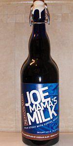 Joe Mama's Milk Stout