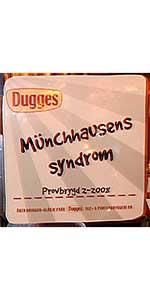 Provbrygd 2-2008 (Münchhausens Syndrom)