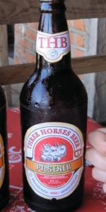 Three Horses Beer (THB)