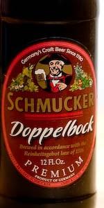 Schmucker Doppelbock Premium