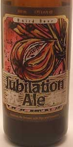 Jubilation Ale
