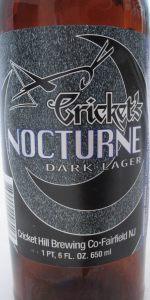 Cricket's Nocturne