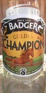 Golden Champion