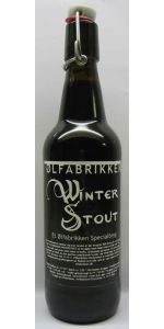 Ølfabrikken Winter Stout