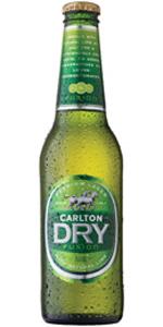 Carlton Dry Fusion Lime