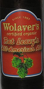 Wolaver's Pat Leavy's All-American Ale
