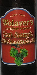 Wolaver's Pat Leavy's All-American Ale