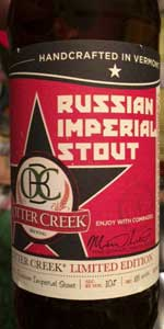 Otter Creek Russian Imperial Stout