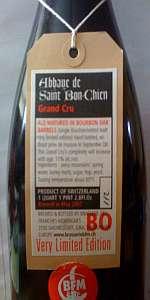 Abbaye De Saint Bon-Chien Grand Cru (Aged In Bourbon Barrels)