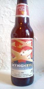 Sky High Rye