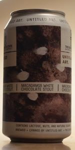 Macadamia White Chocolate Stout
