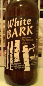 White Bark Ale