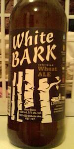 White Bark Ale