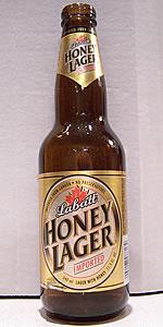 Labatt Honey Lager