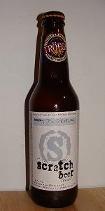 Scratch Beer 17 - 2009