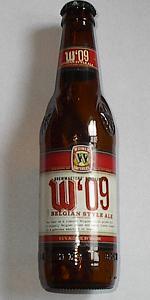 W'09 Belgian Style Ale