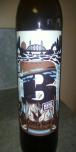 B Coffee Stout