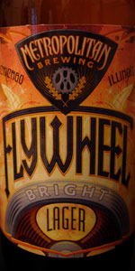 Flywheel Bright Lager