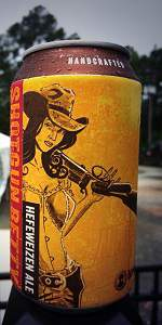 Shotgun Betty Hefeweizen Ale