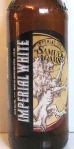 Samuel Adams Imperial White