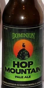 Dominion Hop Mountain Pale Ale