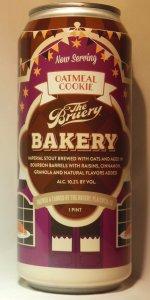 Bakery: Oatmeal Cookie
