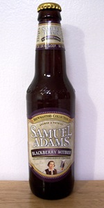 Samuel Adams Blackberry Witbier