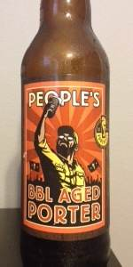 Barrel Aged People's Porter