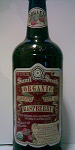 Samuel Smith's Organic Raspberry Fruit Beer