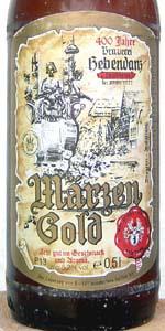 Hebendanz Märzen Gold