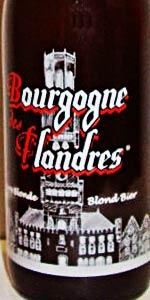 Bourgogne Des Flandres Blonde / Blond