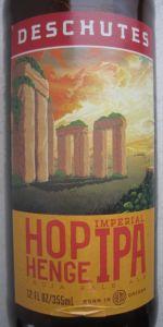 Hop Henge Experimental Imperial IPA