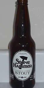 Stone Hammer Oatmeal Coffee Stout