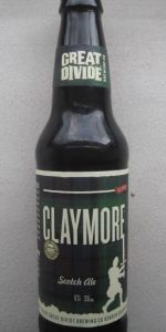 Claymore Scotch Ale