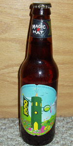 Odd Notion - Poppy Agave Pilsner (Spring 2009)