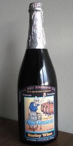 Olde Bluehair Barley Wine