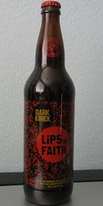 Lips Of Faith - Dark Kriek