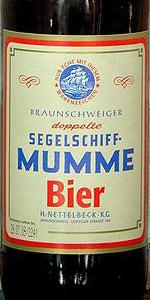 Segelschiff - Mumme Bier