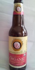 Oxford Organic Raspberry Wheat Beer