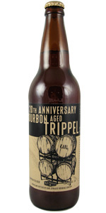 20th Anniversary Tripel (Aged In Bourbon Barrels For 10 Months)