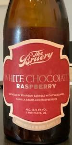 White Chocolate - Raspberry