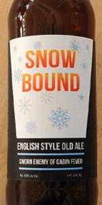 Snowbound English Old Ale