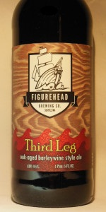 Third Leg (Oak-Aged)