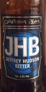 Jeffrey Hudson Bitter