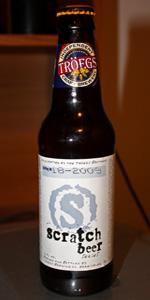 Scratch Beer 18 - 2009