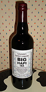 BIG HAPI India Black Ale
