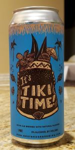 It's Tiki Time!