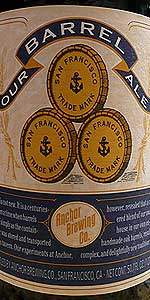 Anchor Our Barrel Ale