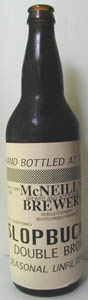 McNeill's Slop Bucket Double Brown