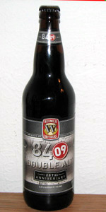 84/09 Double Alt (25th Anniversary Beer)